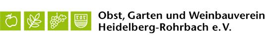 Obst, Garten und Weinbauverein Heidelberg-Rohrbach e.V.
