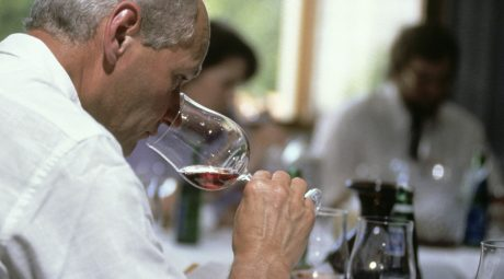 Weinprüfung